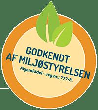 Miljø godkendt algebehandling